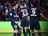 巴黎圣日耳曼2-1里昂