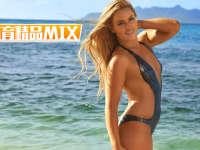 《体育精品MIX》第13期 人体彩绘打造逼真性感泳衣