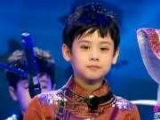 """《星星的礼物》20170325:曹寅变身暖心哥哥 """"蒙古小王子""""与父同台献唱"""