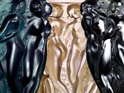 """【乐尚播报】LALIQUE法国莱俪""""MUSE缪斯女神花瓶""""诞生90周年新品发布"""