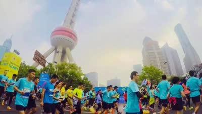 让心跳踏出同一种节拍 2017上海半马23日鸣枪开跑