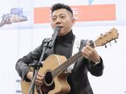 《为梦想加速》20170420:胡海泉惊现798艺术区 自曝十几年没在街头卖唱