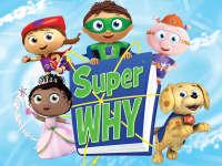 Super Why 第一季(英文版)