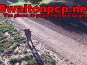 阿塔曼 M2R pcp气步枪100码开外狩猎过程