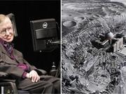 霍金再发警告——月球或将成为人类探索太空的禁地