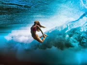 浪涌之下 蔚蓝至上