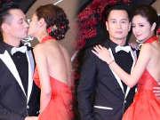 安以轩婚礼与老公花式热吻 小S爆乳抢镜网友喊话胡歌