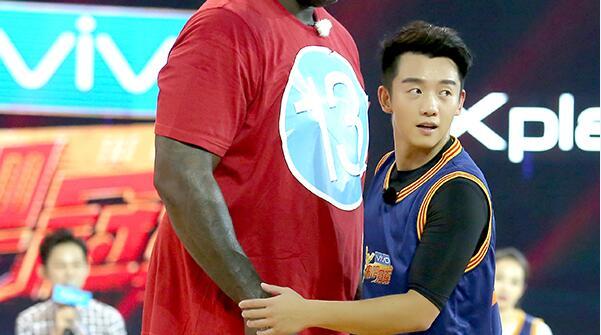 《来吧冠军》第二季—花式赛道考验篮球全技能