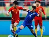 【录播】中国杯季军战-中国VS克罗地亚 全场录播