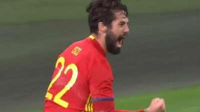 欧洲中国队遭遇黑色五分钟 伊斯科读秒绝杀扳平比分