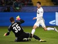 欧冠-特劳雷破门席尔瓦巧射扳平 中央陆军1-1摩纳哥