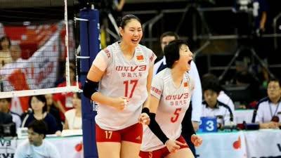 中日女排34年恩怨情仇回眸 中国仅输一场比赛