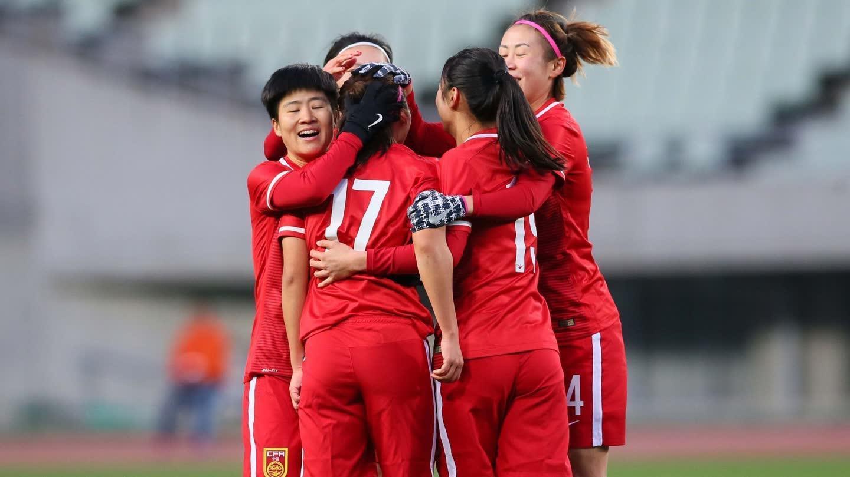 中国女足VS越南女足_女足奥运会预选赛_赛事