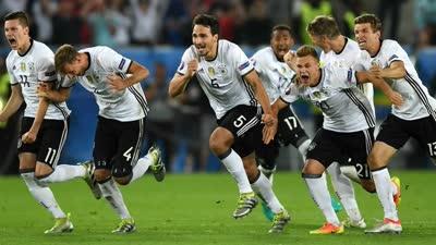 经典-16欧洲杯德国6-5意大利 点球大战全程回顾