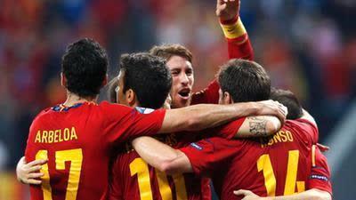 经典-阿隆索百场2球 12欧洲杯西班牙2-0淘汰法国