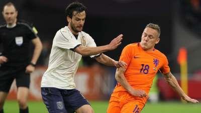 录播-荷兰VS意大利(上半场) 2017年国际足球友谊赛