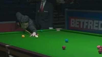 2017世锦赛资格赛第二轮 颜丙涛vs戴维斯 (上半场)