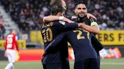 法甲-热尔曼造乌龙勒马尔传射 摩纳哥3-0客胜南锡