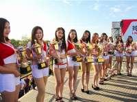 中国卡车公开赛火热来袭 赛车美女齐聚为赛事添彩