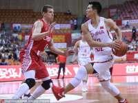 斯杯-孟铎20分方硕13分 中国男篮71-81克罗地亚