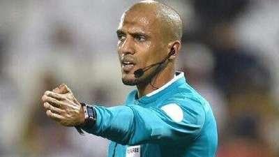 中卡战主裁判来自西亚 曾给卡塔尔制胜点球