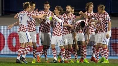克罗地亚2018世界杯晋级之路 格子军团群星闪耀