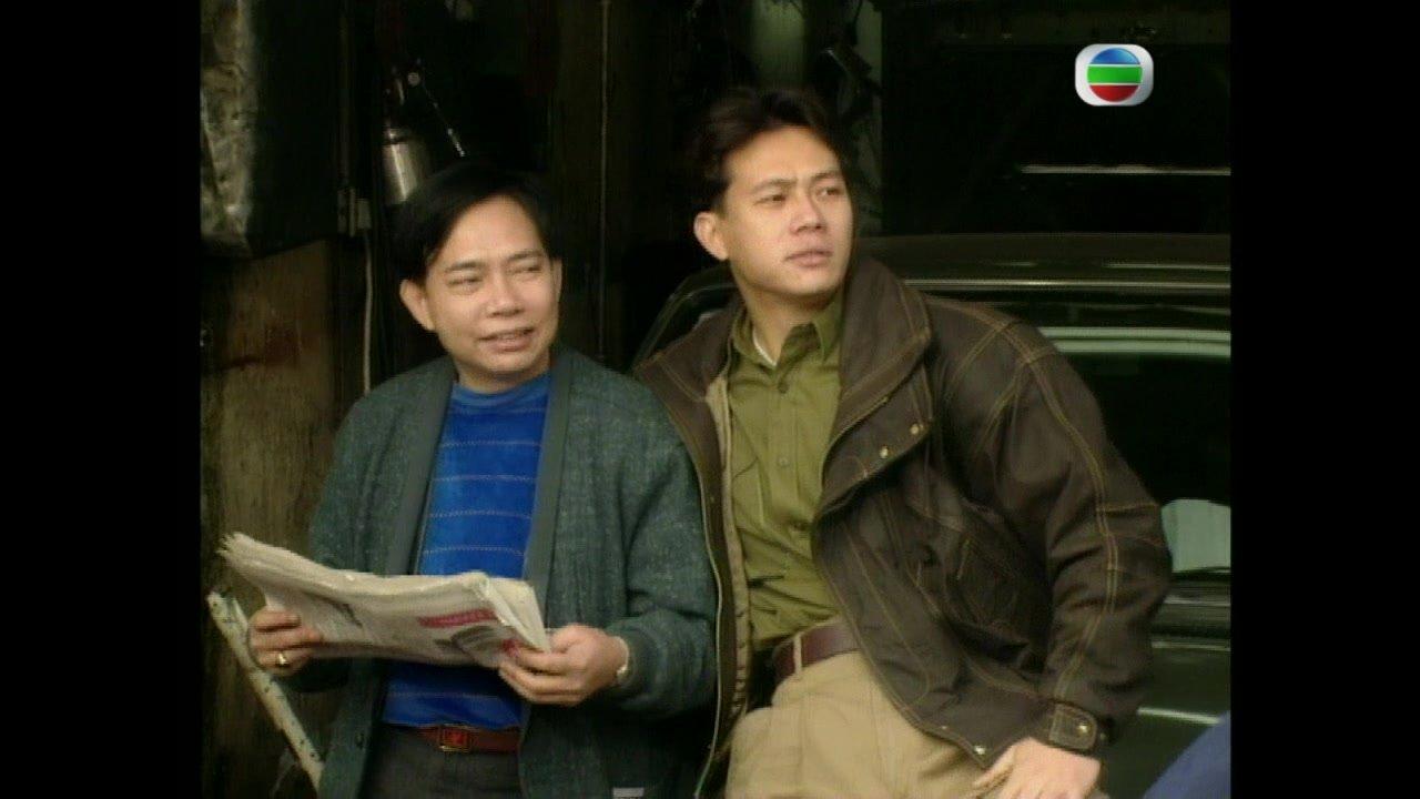 【TVB钱柜娱乐钱柜娱乐】末路狂奔1991年香港绝版钱柜娱乐【张兆辉/温碧霞】