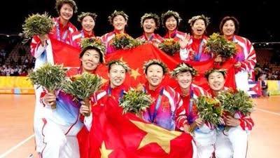 欲再登巅峰 中国女排曾9夺世界冠军回顾
