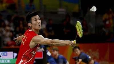 中国第23枚金牌!谌龙2-0完胜李宗伟夺男单金牌
