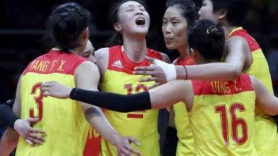 美联社:郎平运动员教练时期均获奥运金牌创造历史