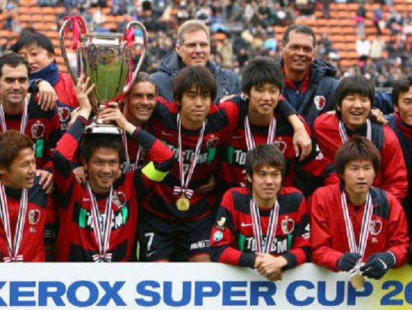 鹿岛鹿角不是日本最大的球队,也不是最有钱的.
