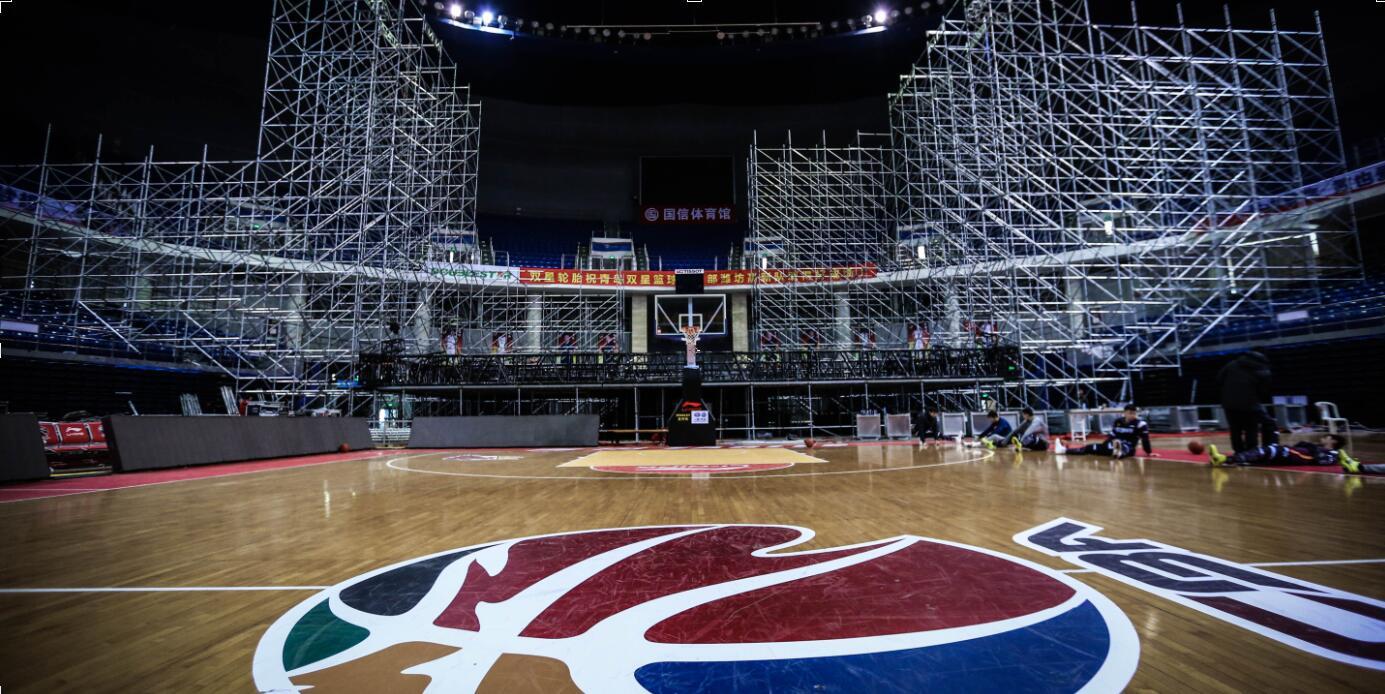 青岛队的主场场馆国信体育中心钻石体育馆在未经报批的情况下,在体育