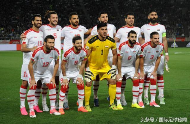 叙利亚足球能够被击败,_叙利亚足球联赛_叙利亚国和伊朗u23足球谁强