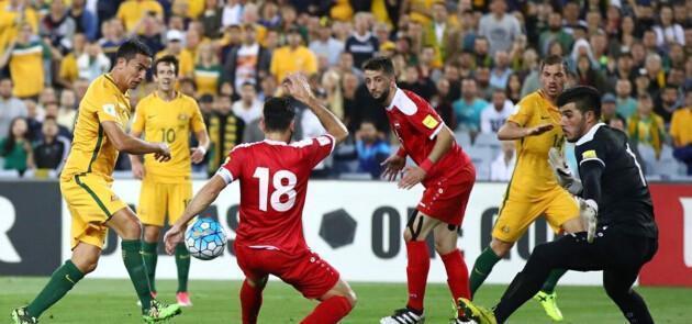 淘汰国足的叙利亚无缘世界杯!从高洪波到里皮,中国男足都吃了亏
