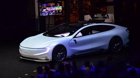 乐视宣布超级汽车名称