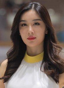 广州车展气质最佳美女