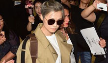 Li Yuchun appeared in Cannes and was blocked by the media