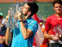ATP杂志3月第3期 小德五夺巴黎银行赛冠军