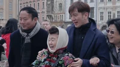 从萨拉热窝到布拉格 颜值孝子带母游东欧