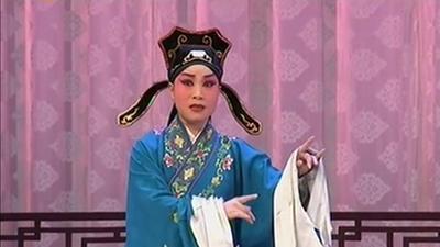 碗碗腔折子戏《赠钗》 中国特色剧种需传承