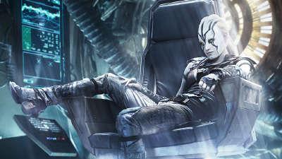 《星际迷航3:超越星辰》天后蕾哈娜出演主题曲MV 宇宙感十足