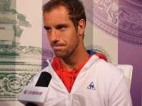 乐视网球专访加斯奎特 背伤发作真心疼