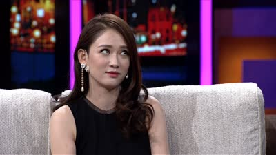 偶像剧女王陈乔恩做客 爆料与王凯爆笑糗事