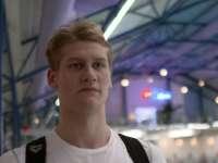 丹麦名将维克多·布罗默授课蝶泳 极有希望里约夺牌