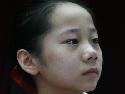 邓琳琳:爱哭因感情较敏感 训练中总和自己较劲