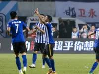 中超-马修斯点球扳平救主 永昌1-1战平华夏幸福