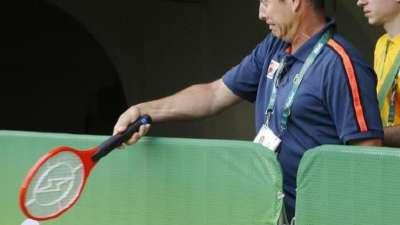 惊呆!奥运村超牛的中国制造 有蚊帐者得天下