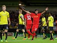 录播:伯顿vs利物浦(粤语) 16/17赛季英格兰联赛杯