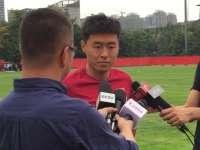 【姜宁】训练以磨合和防守为主 为自己最后一届世界杯而拼