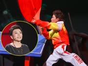 邓亚萍魔幻4D乒乓球 恩师惊喜出现泪洒舞台-跨界喜剧人独家未删减版
